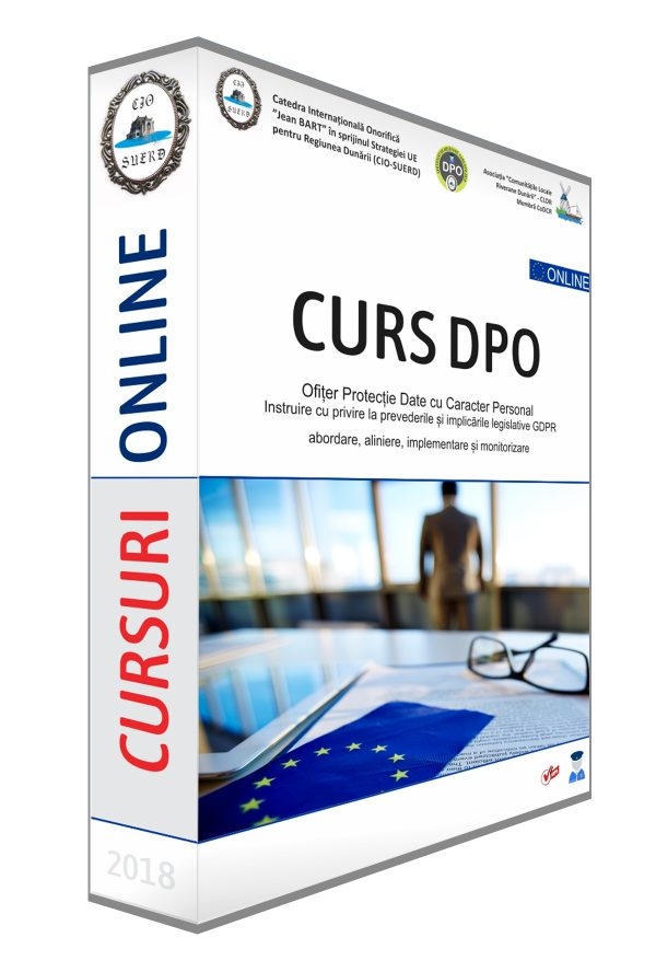 Curs Formare DPO Responsabil protectia datelor