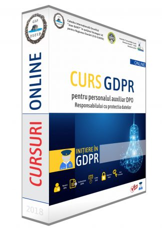 Curs Initiere in GDPR