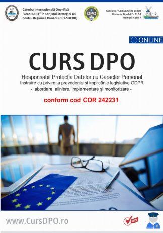 Curs DPO cod cor 242231
