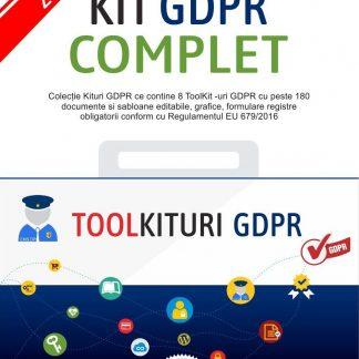 Kit GDPR Complet