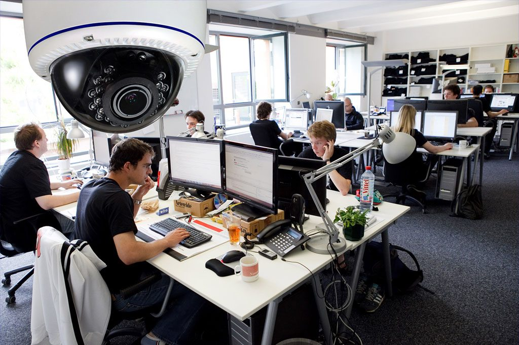 Kit GDPR officeCCTV