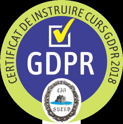 Kit GDPR seal curs gdpr