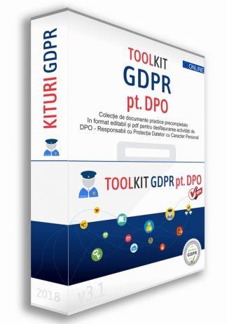 Toolkit GDPR pt DPO