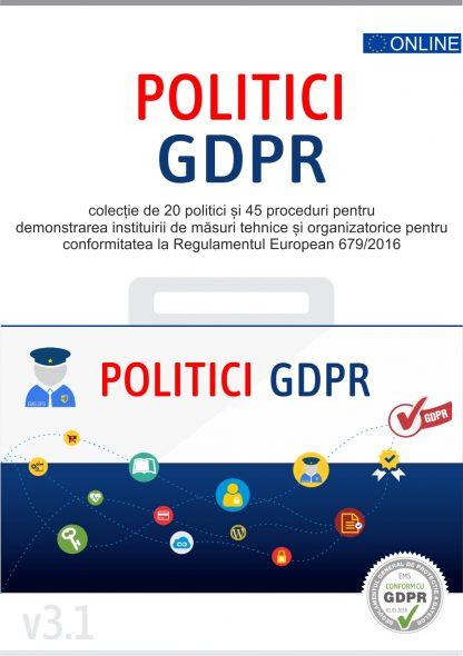 Kit GDPR toolkit politici