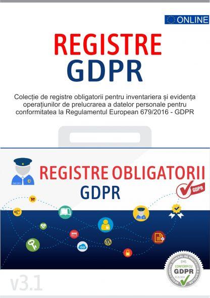 Kit GDPR toolkit registre