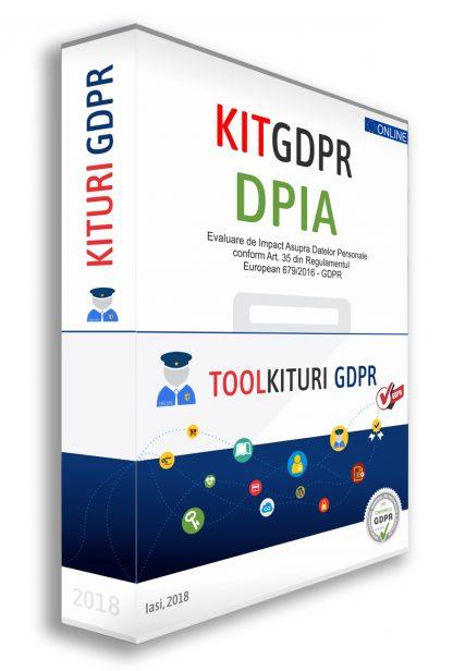 Kit GDPR toolkiturikit gdpr dpia