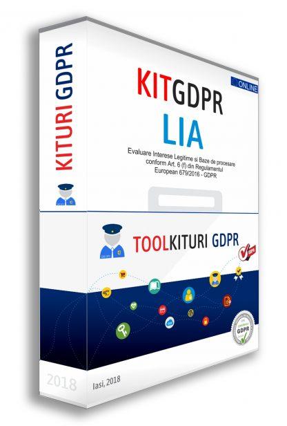 Kit GDPR toolkiturikit gdpr lia