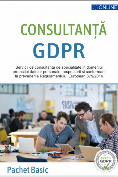 Kit GDPR consultanta gdpr basic