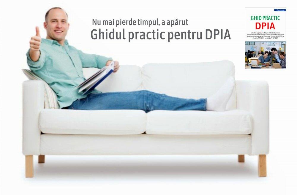 A aparut primul Ghid practic pentru realizarea evaluarii de impact DPIA