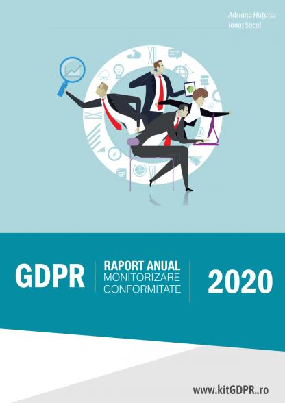 Plan de monitorizare conformitate GDPR -