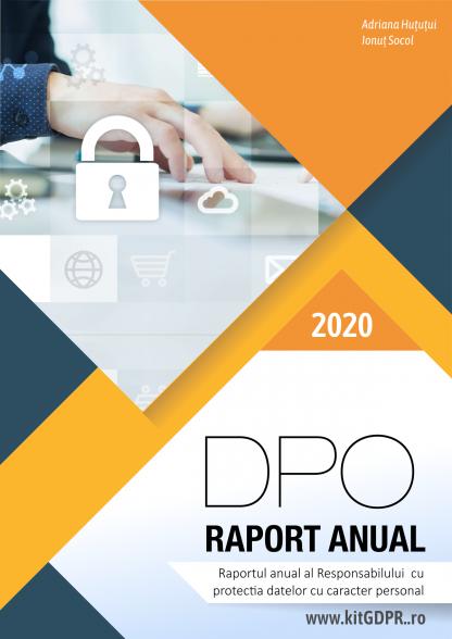 Kit GDPR RAPORT DPO 2020