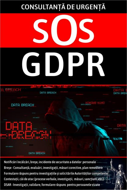 Kit GDPR SOS COVER