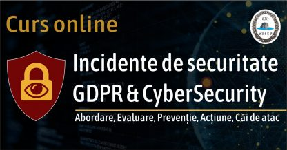 Kit GDPR curs brese si incidente securitate gdpr cybersecurity slide 5