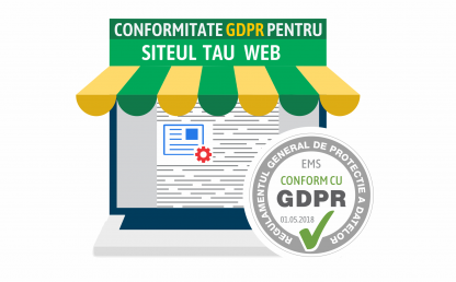GDPR COMPLIANCE WEBSITE