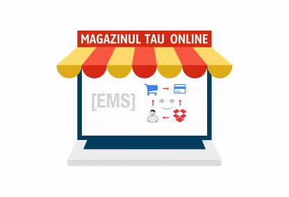 Servicii de realizare magazin online