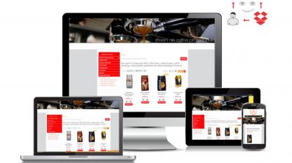 exemplu de magazin online www.RESCoffeShop.ro