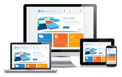 Kit GDPR webdesign responsive siteuri web mobil